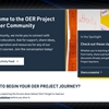 Finding your way around the new and improved OER Project Teacher Community