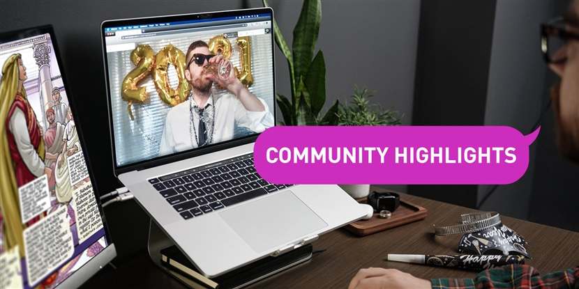 January Community Highlights