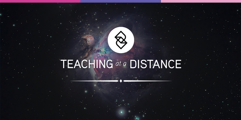 Re-creating Your Classroom from a Distance
