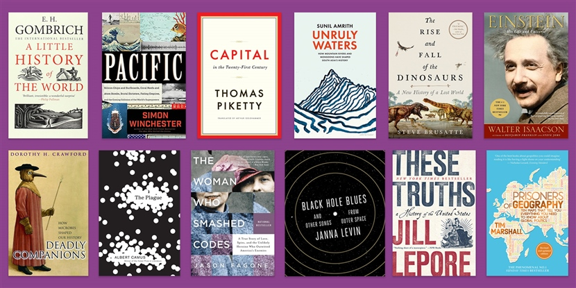 WHP and BHP 2020 summer reading list