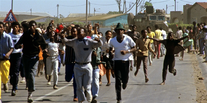 Protests: They worked for South Africa… Can they work in the United States?