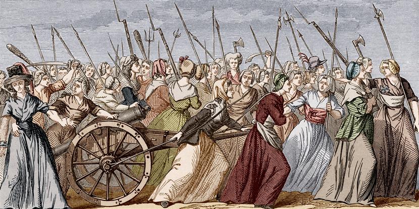 Revolutionary Women: Little Tweaks Make a Perfect Fit